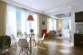 3 sovrums lägenhet i Iskele, Famagustakusten