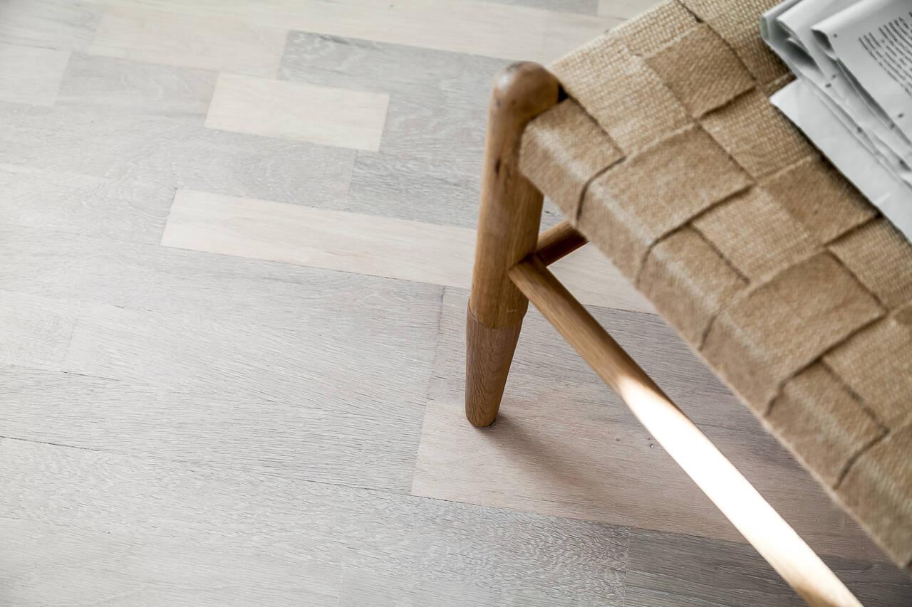detalj golv
