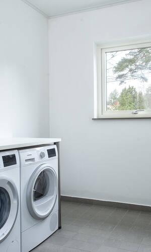 Tvättmaskin/torktumlare