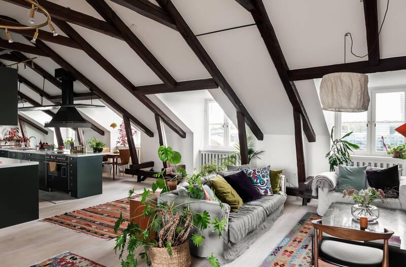 Nestor fastighetsmäkleri – Bohusgatan 29 – Exklusiv vind med terrass i perfekt västläge
