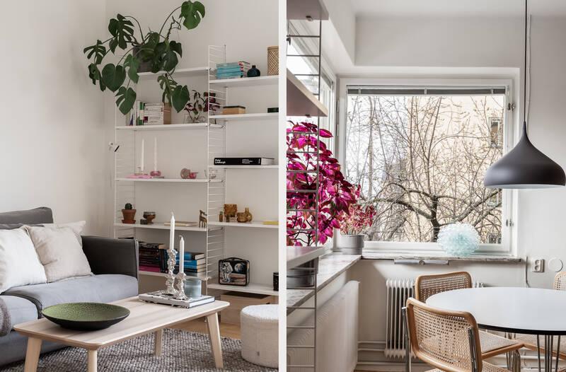 Nestor Fastighetsmäkleri – Lundagatan 40A – Ljuvlig funkistvåa med vackra fönster och originalattrib