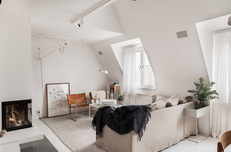 Nestor Fastighetsmäkleri – Sveavägen 92 – Exklusiv etagevåning med fungerande öppen spis och låg avg