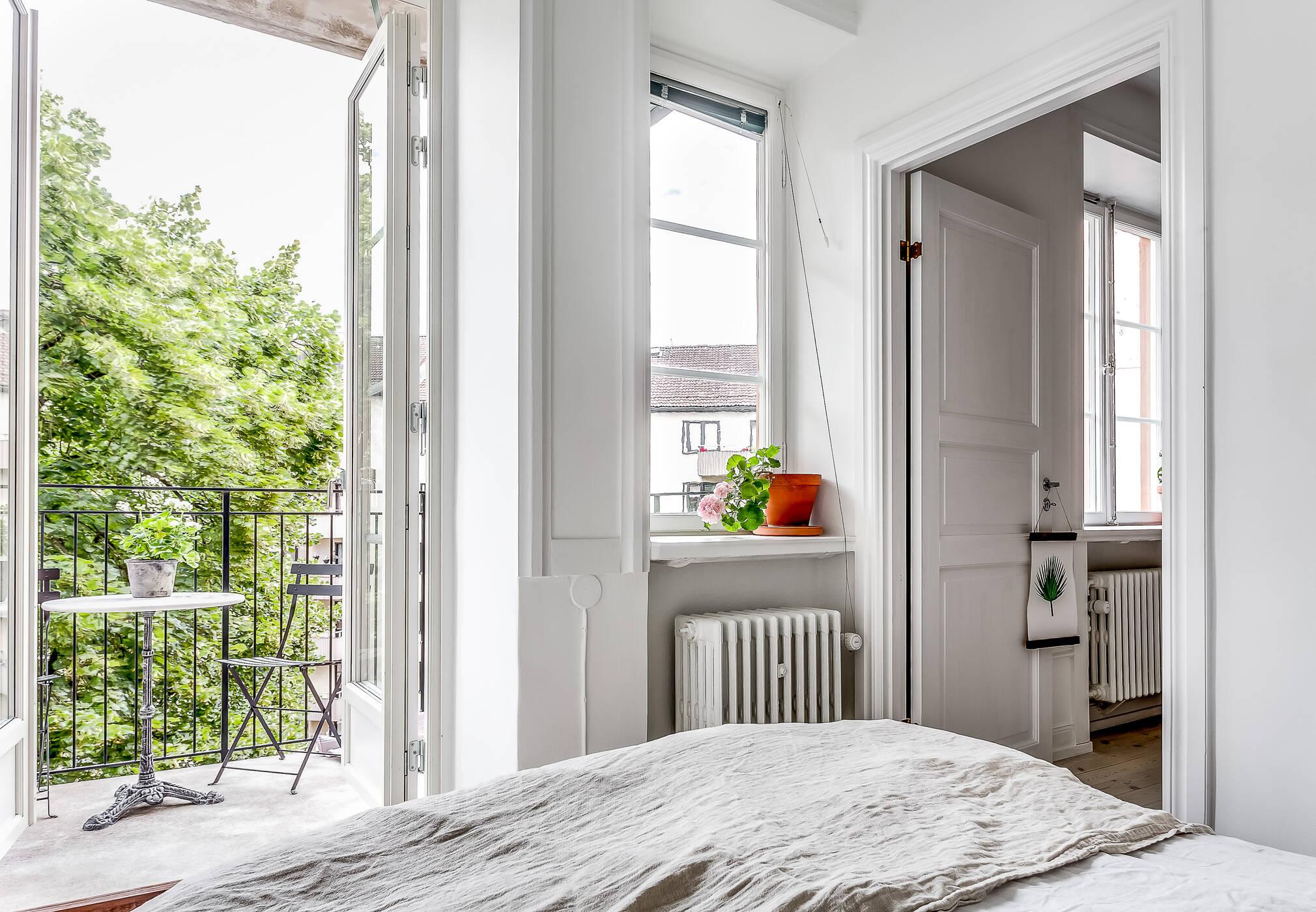Vackra fönsterpartier i fil