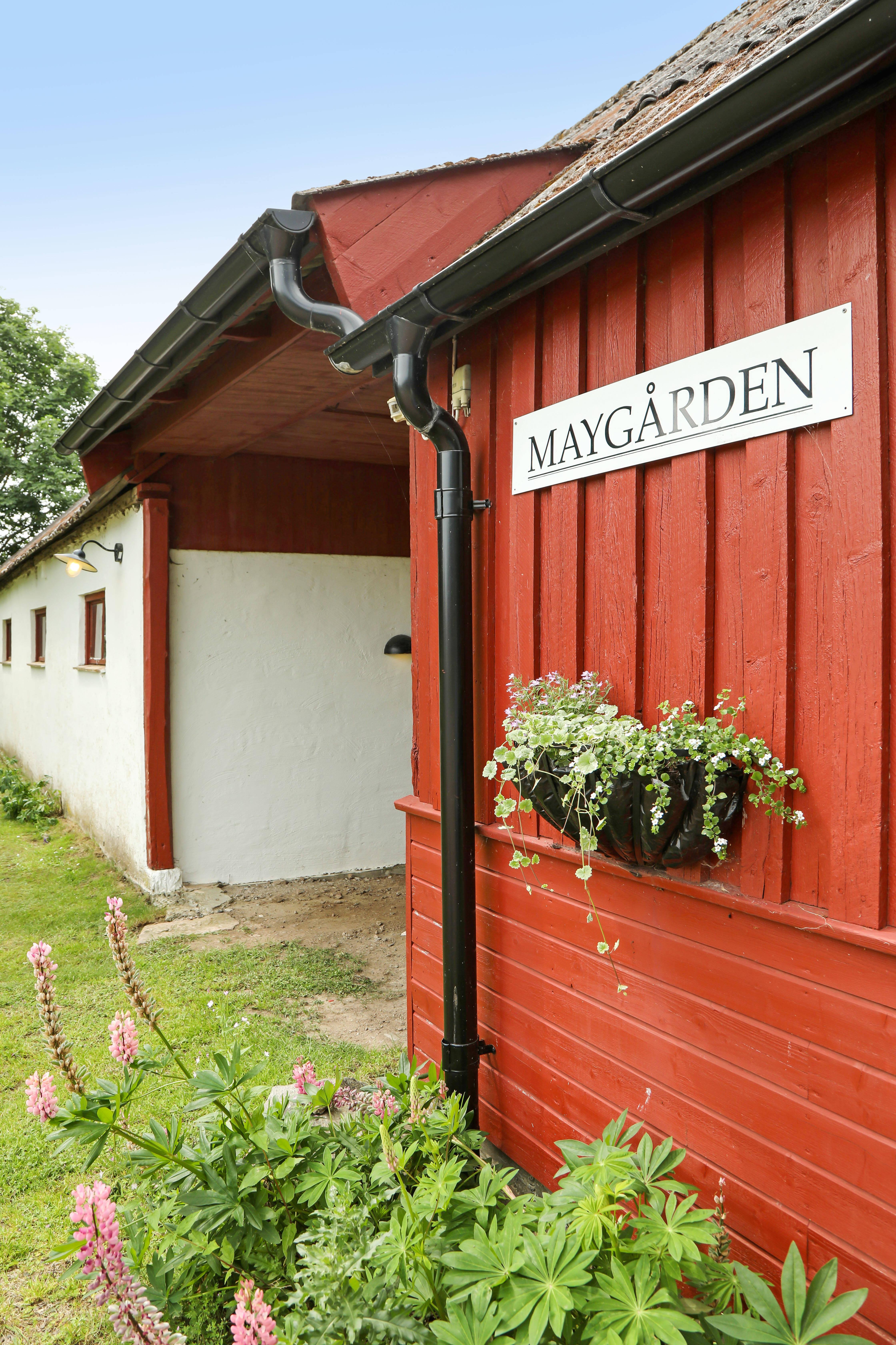 Välkommen till Maygården