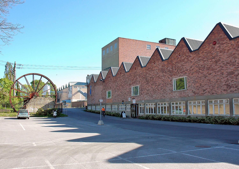 Porslinsfabriken med butik