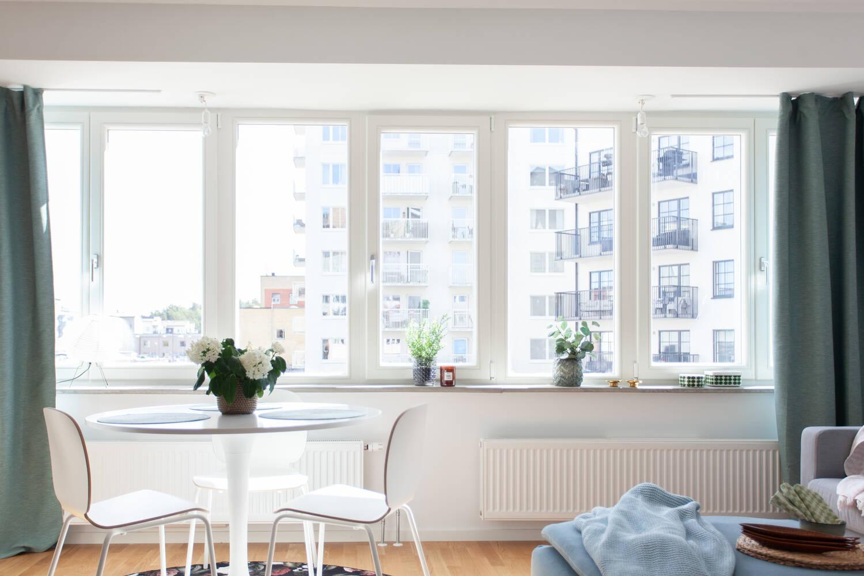 Fönster kök