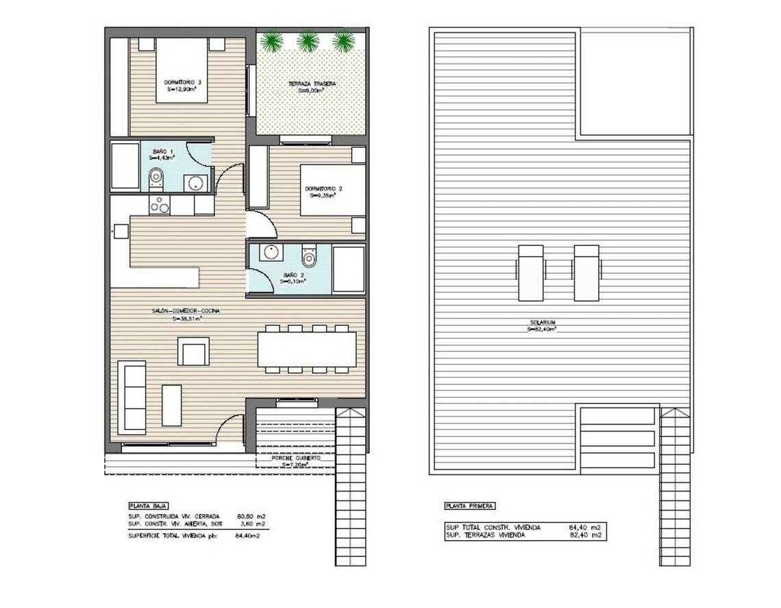 Villa 2 Dormitorio 3