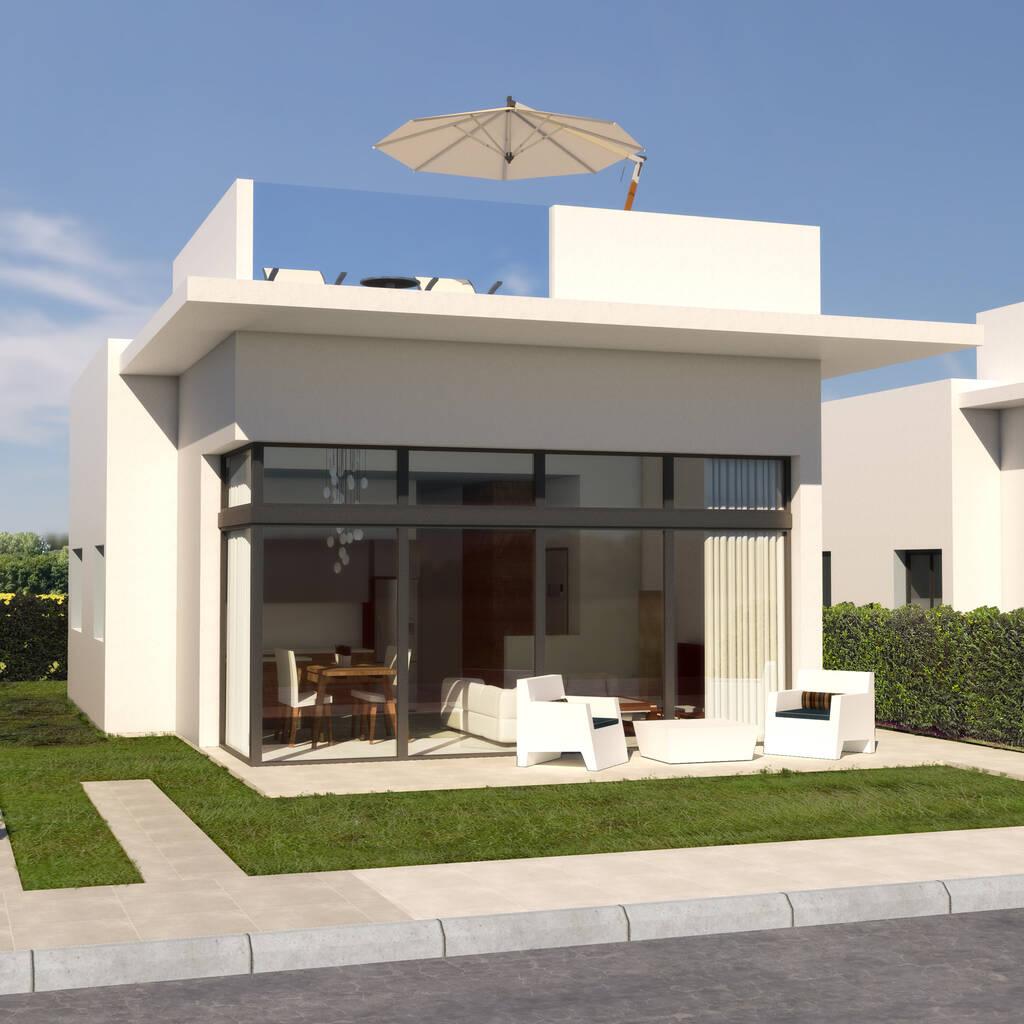Villa i Alhama de Murcia på 94 m2