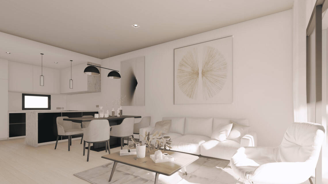 Bungalow salon 2