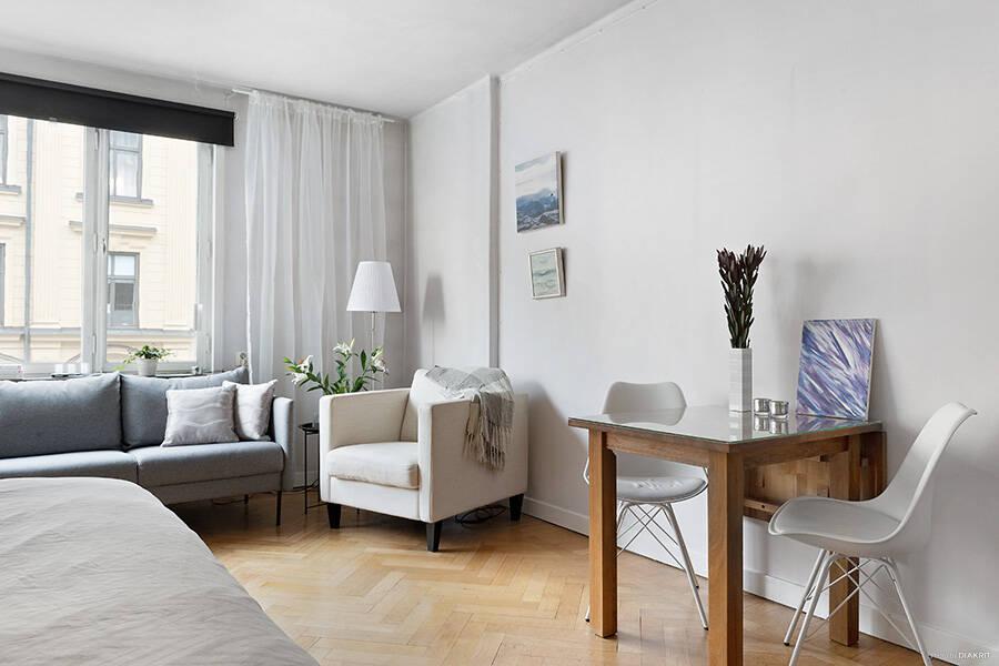Enkelt att möblera med allt du behöver