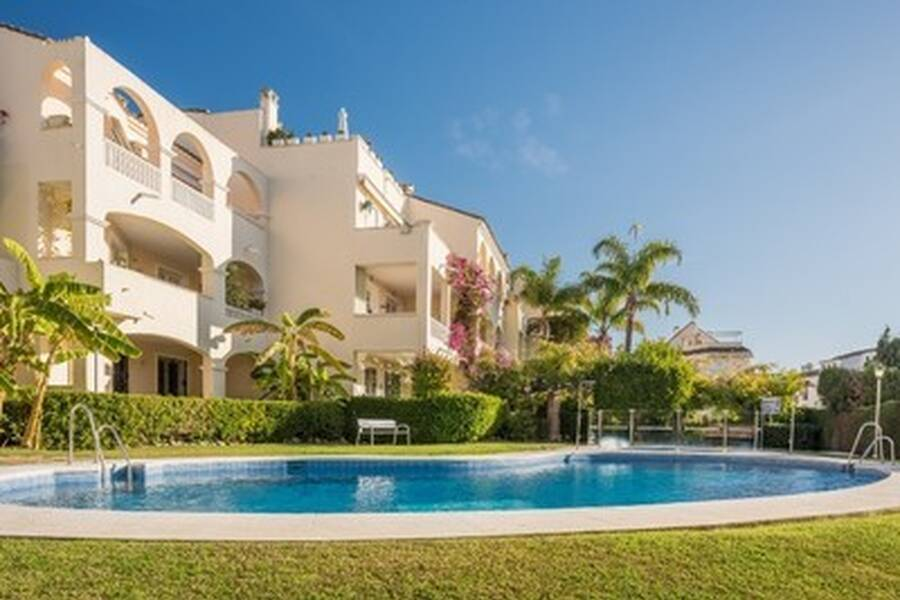 Top floor apartment i Estepona