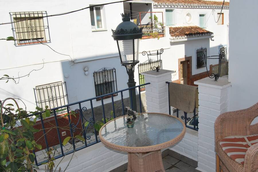 Townhouse mitt i Old town, Nerja