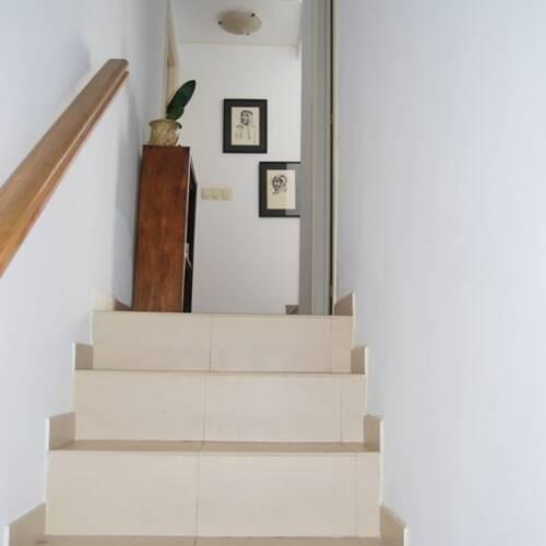 Fin stentrappa