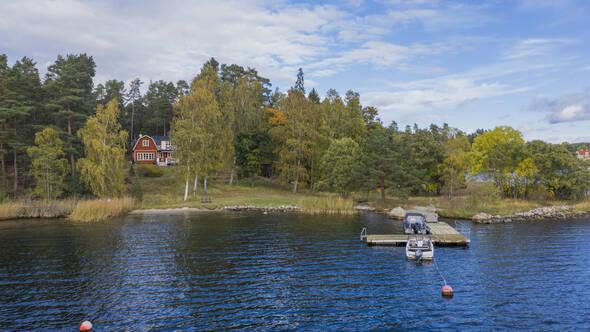 Sjötomt på Svartsö