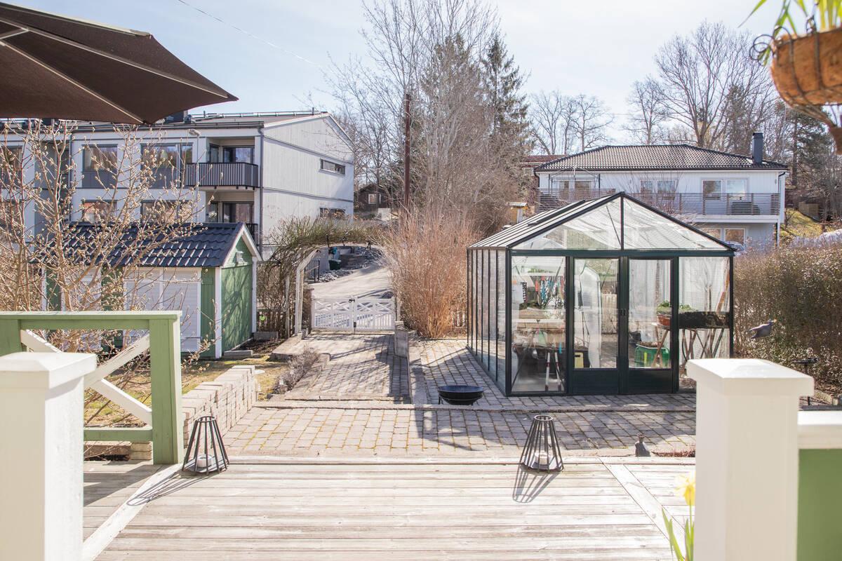 Orangeri / Växthus