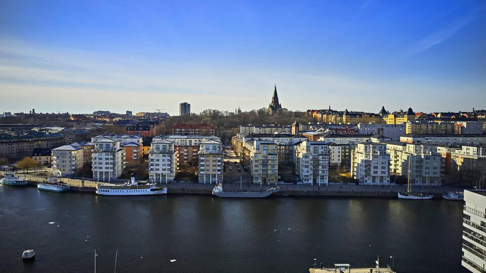Henriksdalsallén 31, våning 3, Hammarby Sjöstad