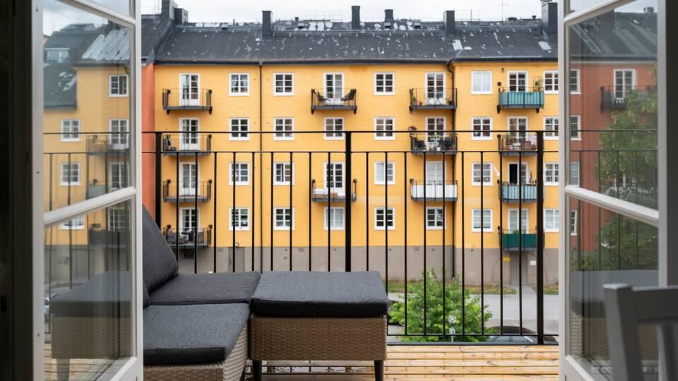 Järnvägsgatan 70 Sundbyberg, Möjlig 2 rok!