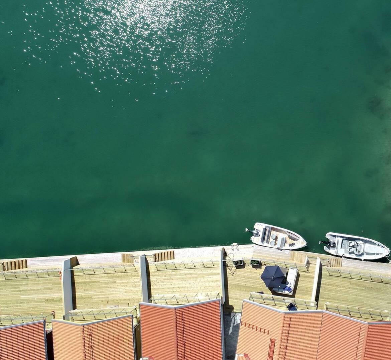 Egen båtplats vid huset