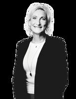Portträttbild av Fastighetsmäklare/ Kontorschef Anette Unnerby