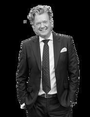 Portträttbild av Fastighetsmäklare Ulf Löwander