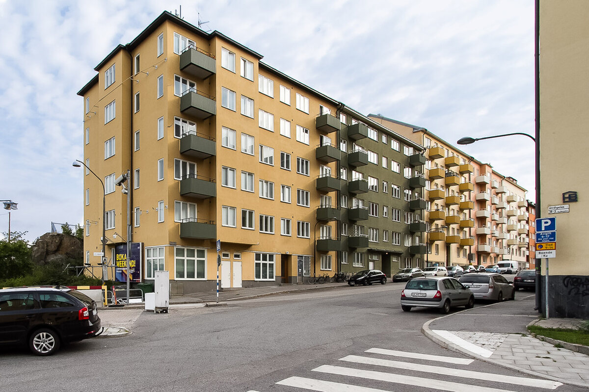 Lägenhet, Essinge Brogata 22, Stockholm