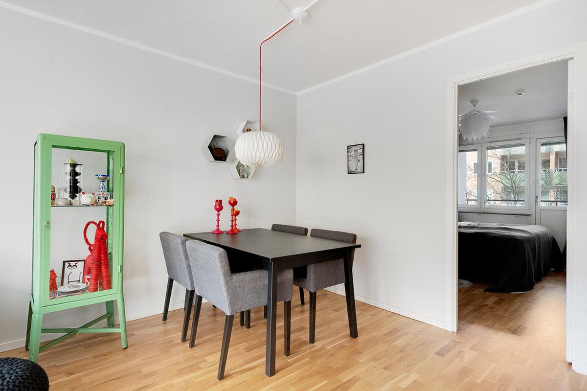 Lägenhet, Tideliusgatan 57, 3tr, Stockholm