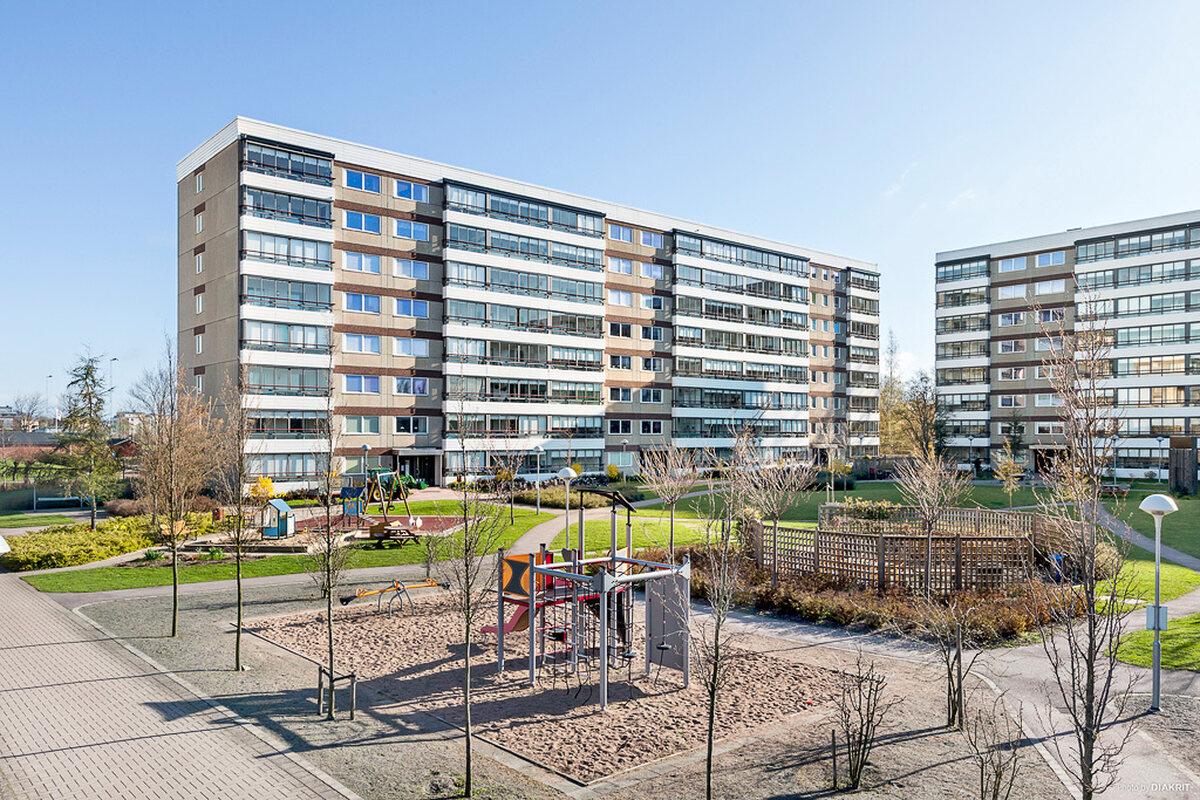 Lägenhet, Statistgatan 14, Malmö