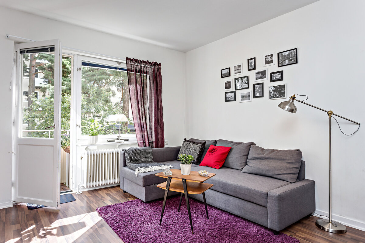 Lägenhet, Sicklingsvägen 3, 1 tr, Enskede