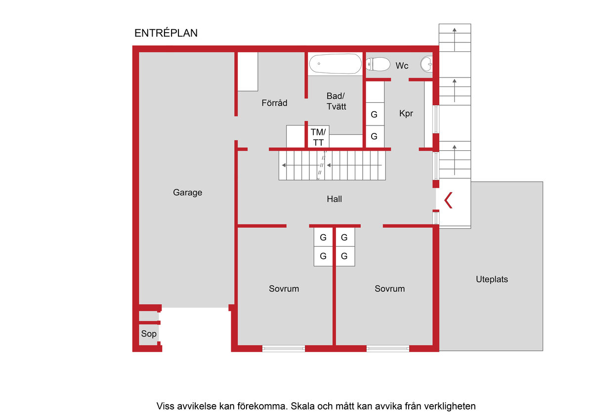 Enfamiljsvilla, Mölndalsbacken 27, Enskede