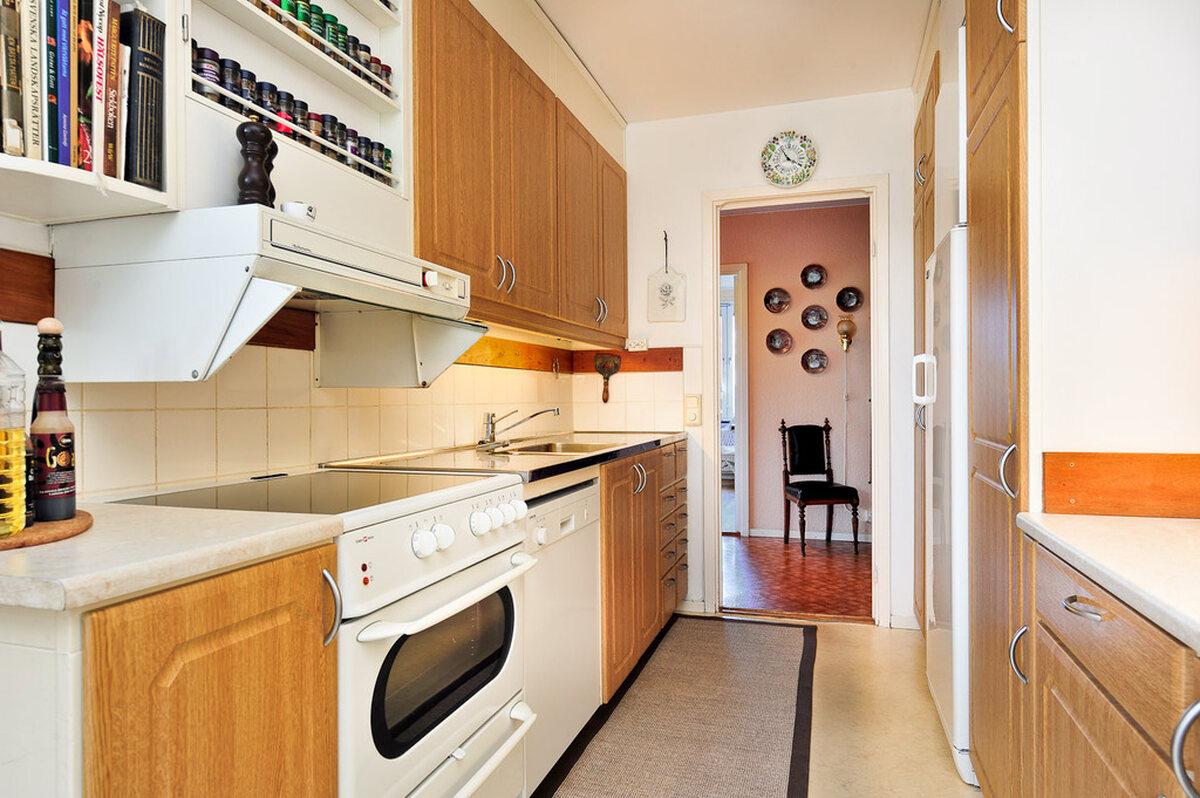 Lägenhet, Albäcksgatan 41, Sundsvall