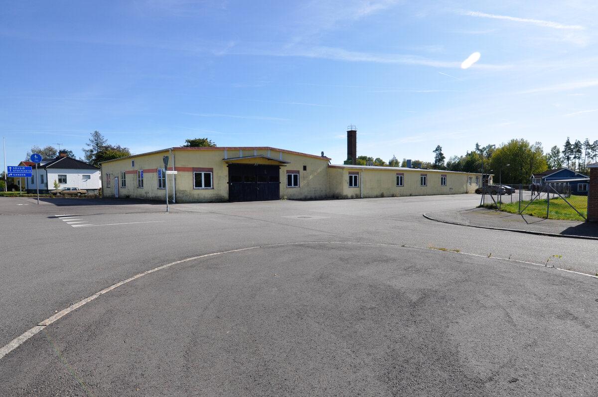 Kommersiell fastighet, ind/verkst, . Idrottsgatan 5, Rörvik