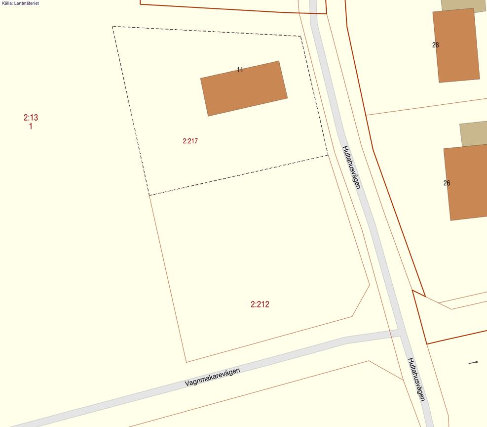 Enfamiljsvilla, Hultahusvägen 11, Vittsjö