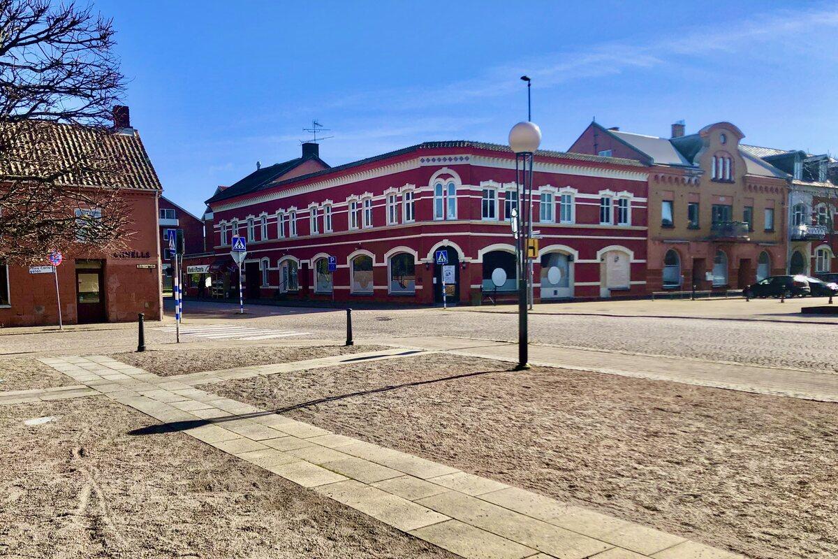 Kommersiell fastighet, Väsbygatan 2, Höganäs