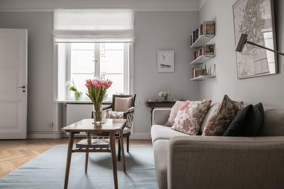 Lägenhet, Samaritgränd 6, 2,5 tr, Stockholm