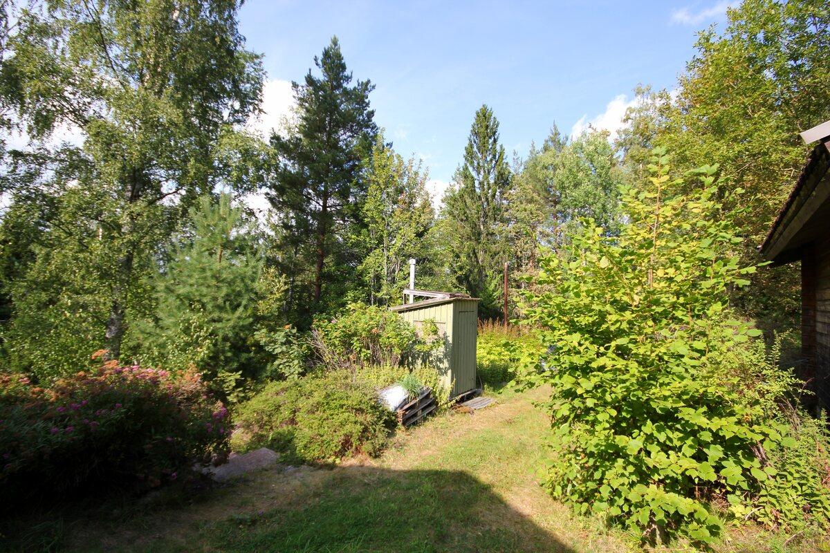Fritidsboende, Bergsrundan 8, Ljusterö