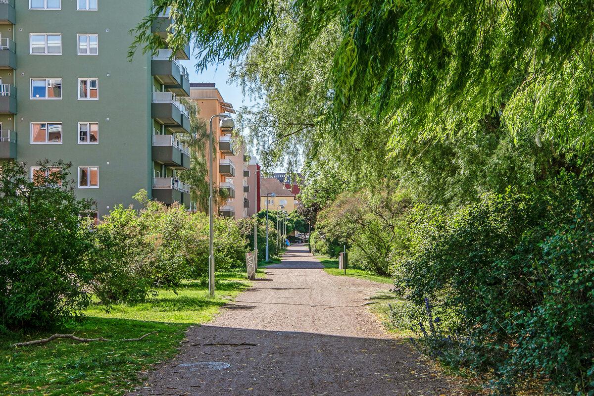 Lägenhet, . Ellstorpsgatan 4A, Malmö