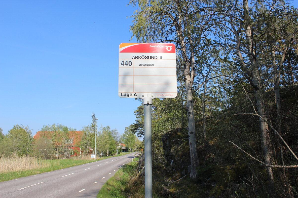 Tomt, Arkösundsvägen 514, Vikbolandet