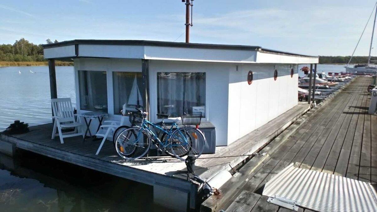 Fritidsboende, Björnö marina - Vikbolandet, Vikbolandet