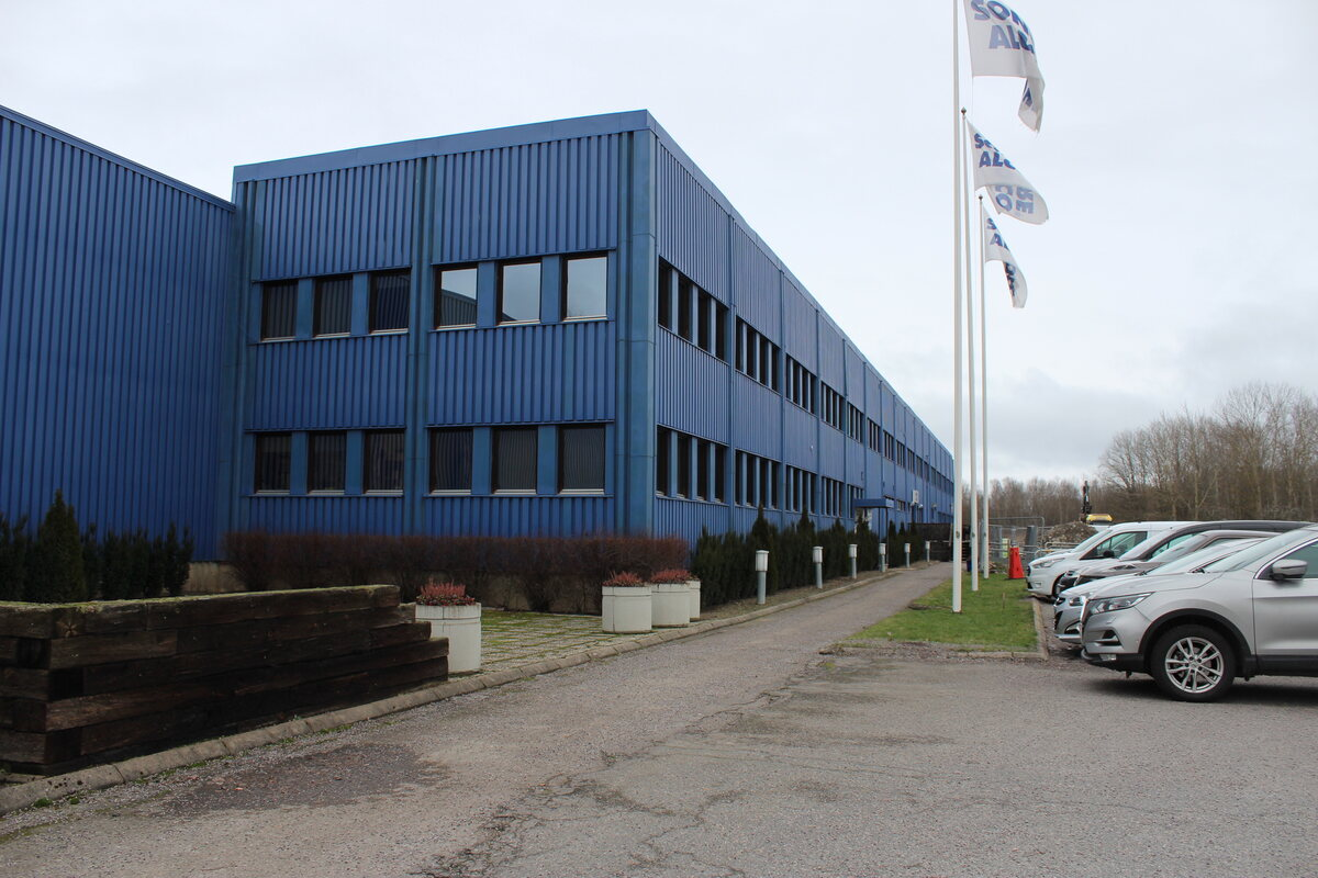 Kontor, . Lindövägen 77, Norrköping