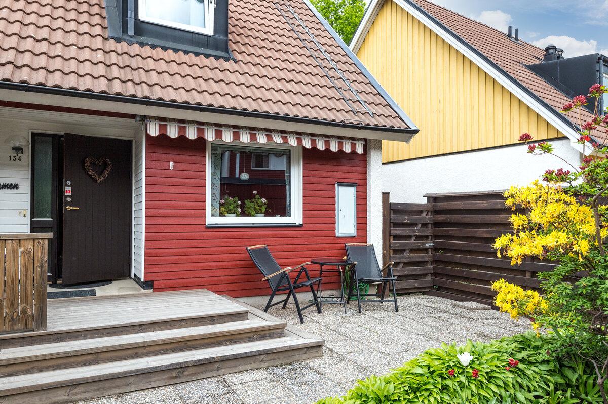 Radhus - Radhus, Axel Swartlings gata 134, Norrköping