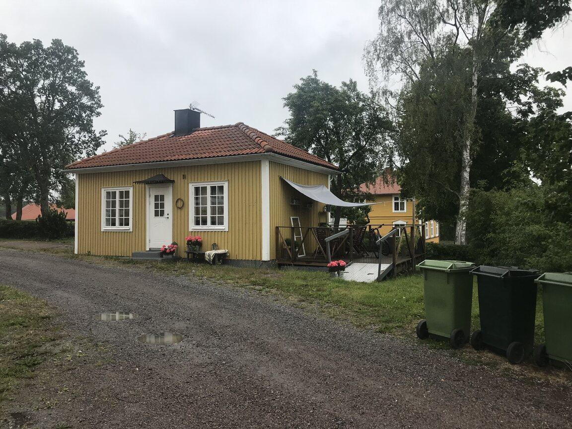 Kommersiell fastighet, bostäder, . Gamla landsvägen 43, Ringarum