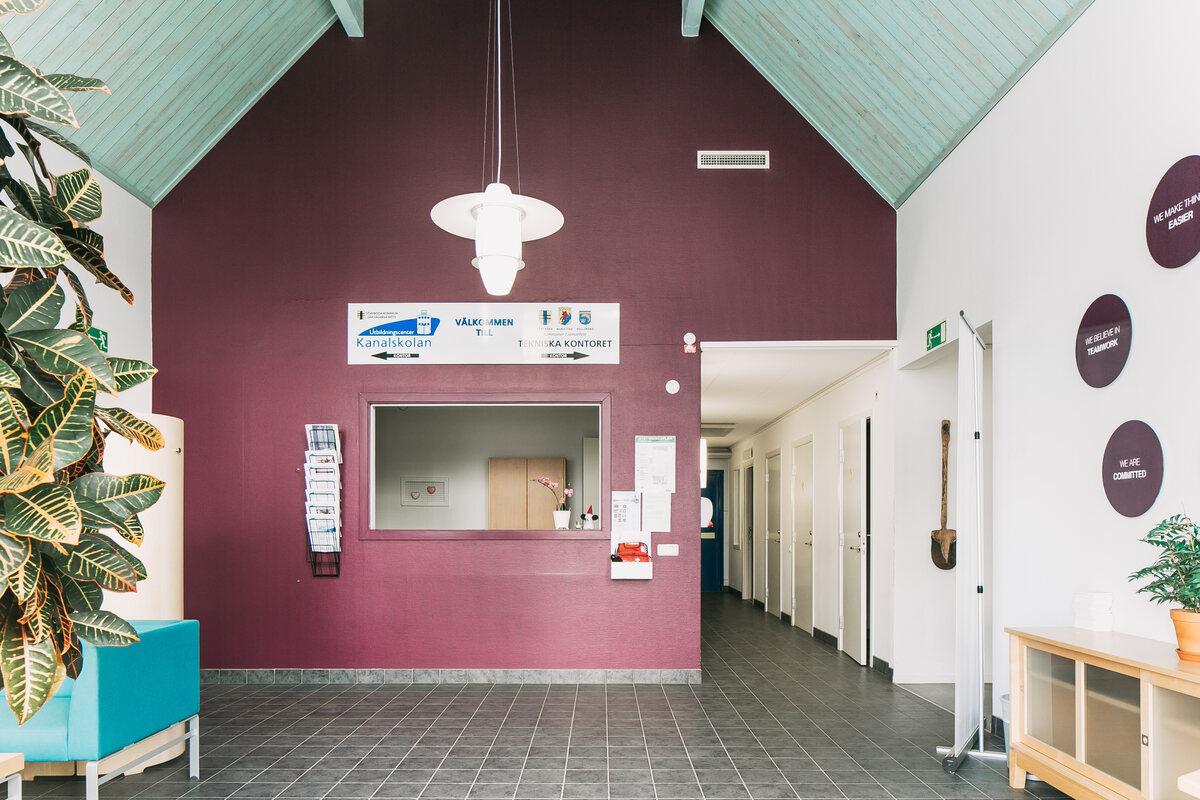 Kommersiell fastighet, ind/verkst, Verkstadsgatan 2, Töreboda