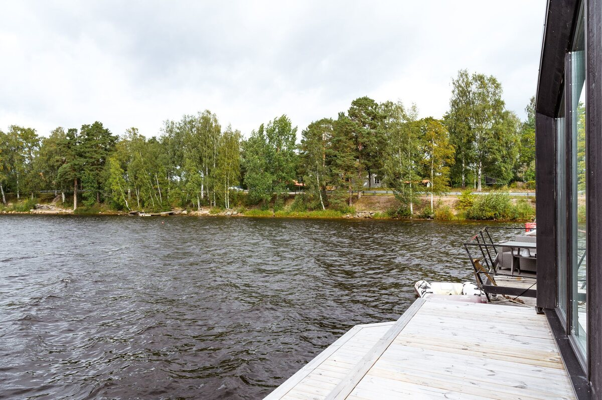 Övrigt, Husbåt, Strandhamnens Marina, Falun