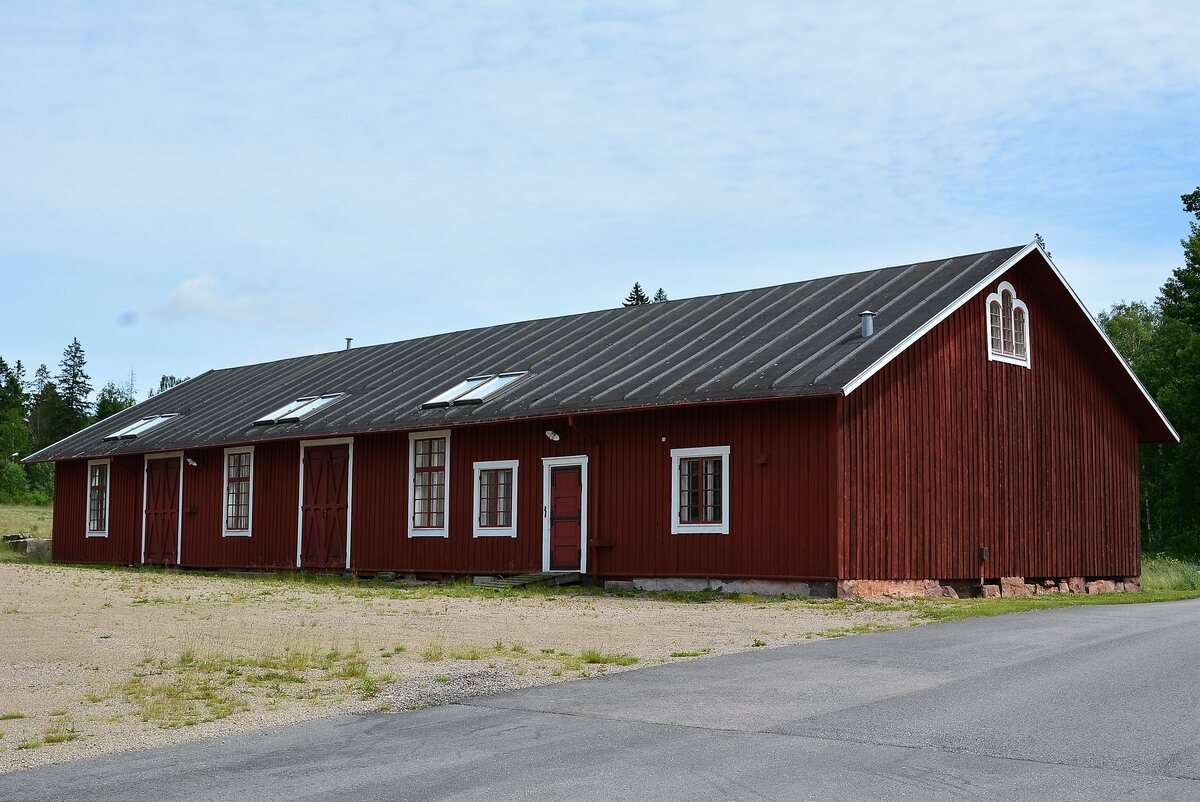 Kommersiell fastighet, Rydöforsvägen, Rydöbruk