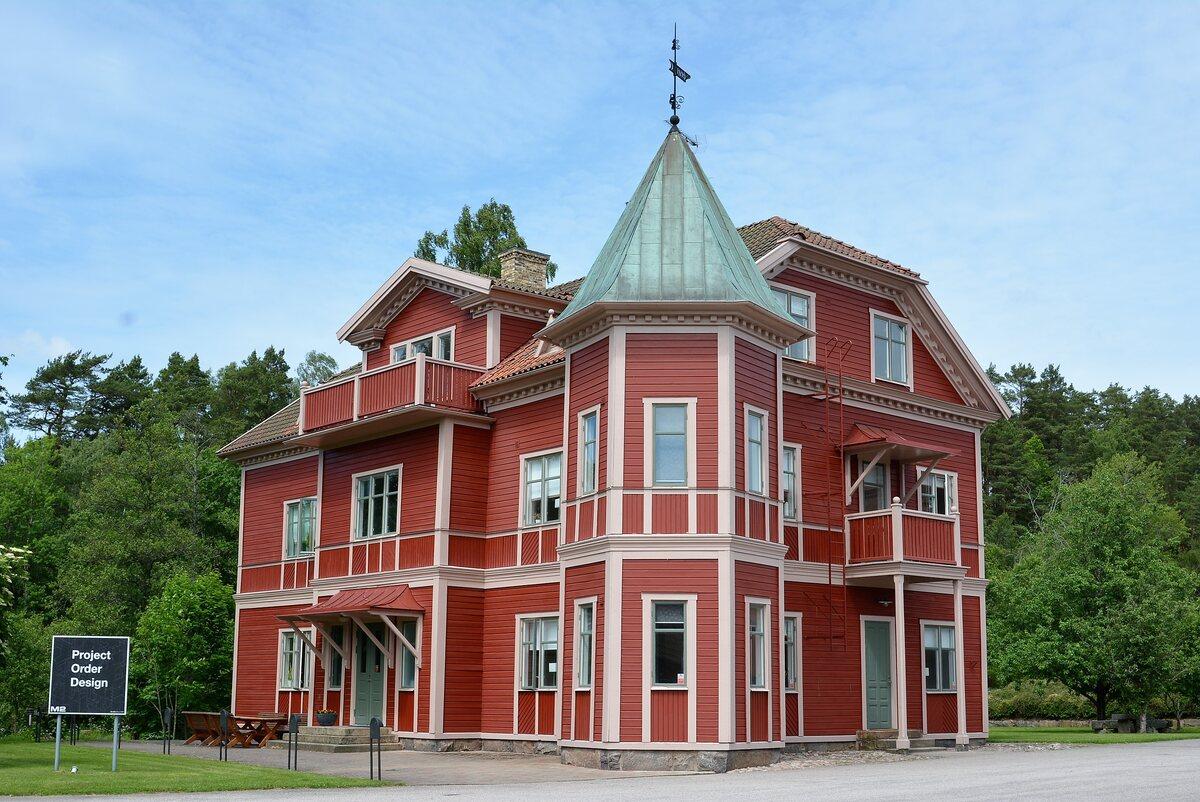 Kommersiell fastighet, Rydöforsvägen 7-8, Rydöbruk