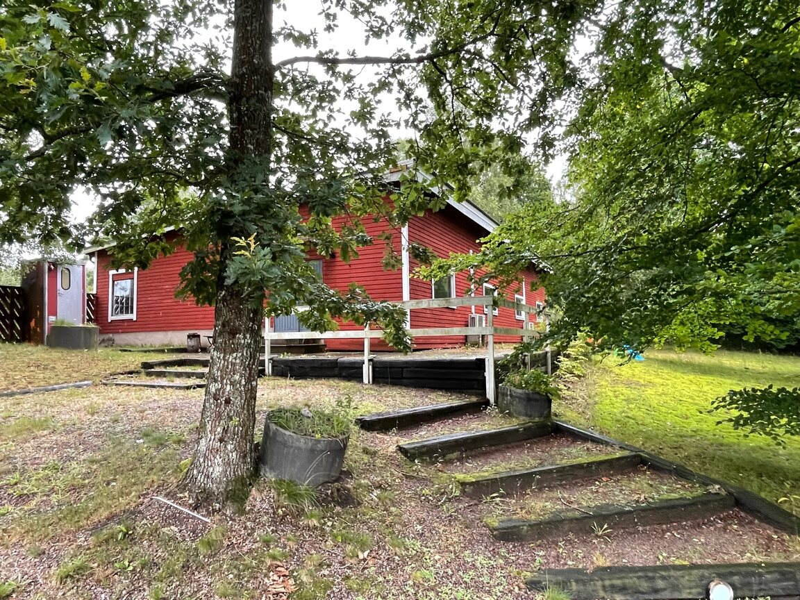 Kommersiell fastighet, Sannagård 124, Falkenberg