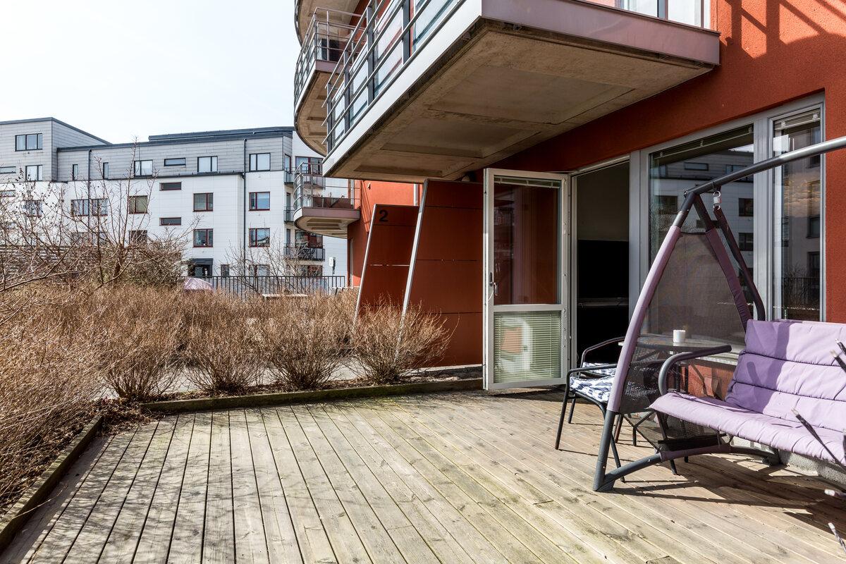 Lägenhet, Barken Storegrunds Gata 2, Göteborg