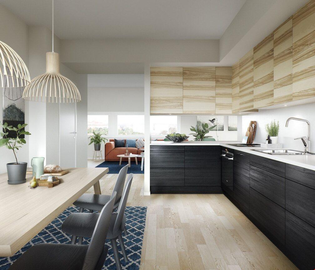 Lägenhet, Doktor Allards Gata 14, Göteborg