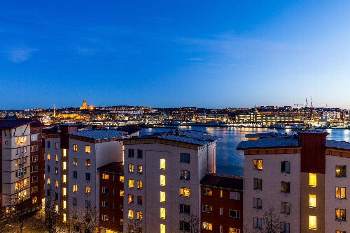 Lägenhet, . Östra Eriksbergsgatan 73, Göteborg