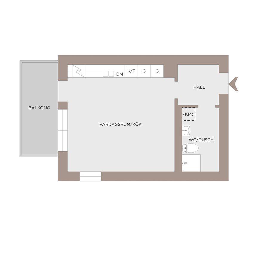 Lägenhet, . Handelsmyntet 14, Göteborg